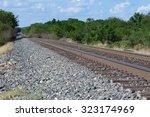 Buda Texas Railroad Tracks