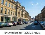 newcastle  uk  september 15th ... | Shutterstock . vector #323267828