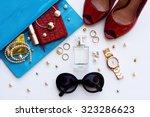 Fashionable Female Accessories...