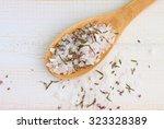 Homemade  Herbal Bath Salt...