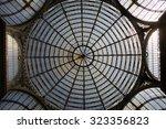 domed roof | Shutterstock . vector #323356823
