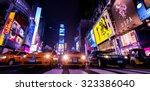 new york  new york   october 5  ... | Shutterstock . vector #323386040