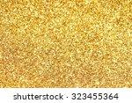 litter background gold | Shutterstock . vector #323455364