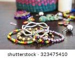 Various Bracelets Colorful...