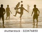 rio de janeiro  brazil  ... | Shutterstock . vector #323476850