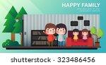 family background vector eps.10 | Shutterstock .eps vector #323486456