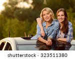 my dear friend. blissful...   Shutterstock . vector #323511380