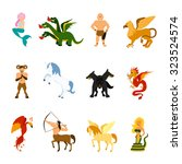 mythical creatures and monsters ...
