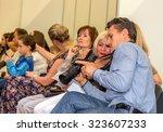 odessa  ukraine  october 3 ... | Shutterstock . vector #323607233