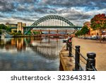 Bridges In Newcastle Upon Tyne...