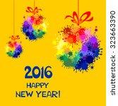 2016 Happy New Year Greeting...