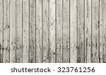 wooden fence panel background | Shutterstock . vector #323761256