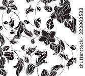 flowers   illustration...   Shutterstock .eps vector #323803583