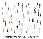 united company corporate...   Shutterstock . vector #323850179