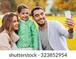 family  childhood  season ...   Shutterstock . vector #323852954