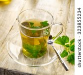 Cup Of Healthy Stinging Nettle...
