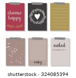Set Of 6 Creative Journaling...