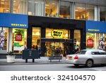 new york  new york  usa  ...   Shutterstock . vector #324104570