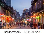 new orleans  louisiana   august ...   Shutterstock . vector #324104720