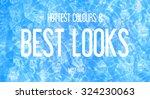 hottest colours     best looks  ... | Shutterstock . vector #324230063