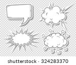 vector illustration of a... | Shutterstock .eps vector #324283370