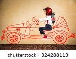 portrait of young businessman... | Shutterstock . vector #324288113