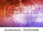 social media trends and... | Shutterstock . vector #324333368