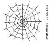 freehand sketch illustration of ... | Shutterstock .eps vector #324371219