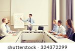 business  people and teamwork... | Shutterstock . vector #324372299