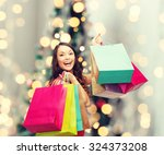sale  gifts  holidays and... | Shutterstock . vector #324373208