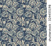 beautiful vintage pattern.... | Shutterstock .eps vector #324455198