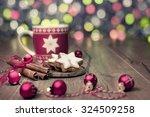 Hot Drink  Christmas Cookies...