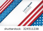 usa 4th of july background... | Shutterstock .eps vector #324511238