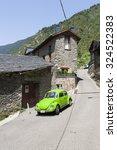 Encamp  Andorra   July 7  2015...
