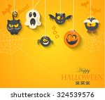 poster  banner or background... | Shutterstock .eps vector #324539576