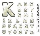 white stone game alphabet