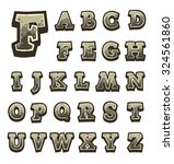 gray stone game alphabet
