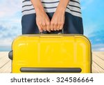 travel. | Shutterstock . vector #324586664