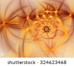 3d Abstract Fractal...