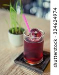 Small photo of Iced roselle juice