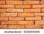 brick wall   Shutterstock . vector #324644300