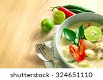 Spicy Creamy Coconut Soup With...