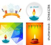 vector collection of different... | Shutterstock .eps vector #324661286
