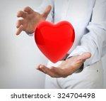 health insurance concept  3d... | Shutterstock . vector #324704498