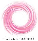 vector art glossy radial...