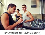 sport  fitness  lifestyle ... | Shutterstock . vector #324781544