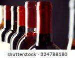 Different Wine Bottlenecks On...