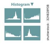 histogram | Shutterstock .eps vector #324828938