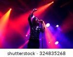 barcelona   jul 4  primal... | Shutterstock . vector #324835268