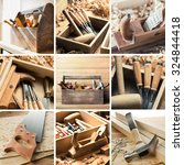 tools for woodwork  carpentry...